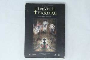 DVD I TRE VOLTI DEL TERRORE PASSWORLD 2004 SERGIO STIVALETTI DVD [QI-019]