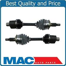 for 97-02 All Wheel Drive Astro Van (2) 100% New D/S P/S Front CV Shaft Complete