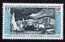 Sello TAAF Stamp - Yvert y Tellier n°8 N (Cyn24)