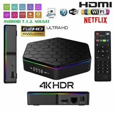Smart Q5 TV BOX Android 4K ultra HD 3 GB 32G smart tv wifi telecomando andowl Q5