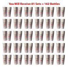 162 Bottles Clear Scalp Hair Shampoo Conditioner 1.75oz Travel Size Wholesale
