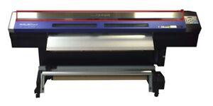 Genuine Roland Soljet Pro III XC-540 Printer Cover Rail 1000001498 *