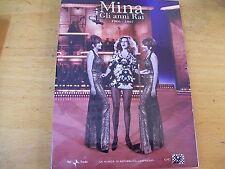 MINA GLI ANNI RAI 1966-1967  N 7  DVD SIGILLATO  RARO  REPUBLICA-L'ESPRESSO