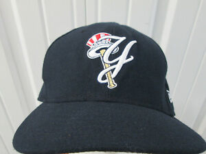 VINTAGE NEW ERA Scranton/Wilkes-Barre Yankees (2007–2012) 7 1/2  FITTED HAT CAP