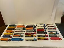 New listing Mix of Efsi Holland, Road Champs, Anteater, Real Wheels Diecast Lot of 35