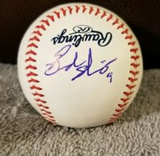 New York Mets Star Brandon Nimmo Signed/Autographed Rawlings Baseball
