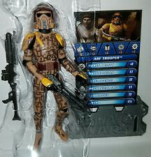 "Star Wars ARF TROOPER 3.75"" Figure Clone AT-RT Driver Assault on Geonosis Arena"