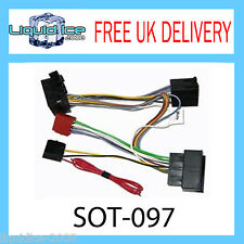 sot 097 mercedes sprinter 2006 onwards iso parrot harness adaptor wiring lead