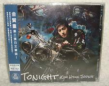 SS501 Kim Hyun Joong TONIGHT 2013 Taiwan Ltd CD only+MESSAGE CARD