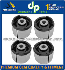 REAR AXLE TRAILING CONTROL ARM BUSHINGS SET for BMW E46 E36 33 32 1 097 009 L+R