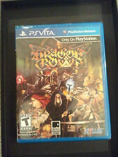 Dragon's Crown -NEW Sony Playstation Vita PS Vita