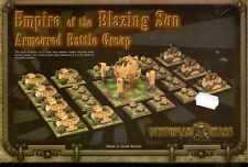 SPARTAN GAMES DYSTOPIAN WARS ARMOURED BATTLE GROUP EMPIRE OF THE BLAZING SUN