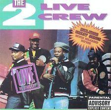 New: Two Live Crew: Live in Concert Live, Explicit Lyrics Audio Cassette