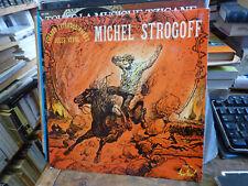 Michel Strogoff - pierre Aymard et gérard Barbier - disque festival FLDZ 152