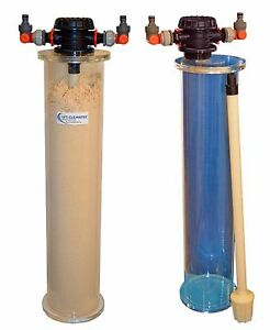 INA 1000 Nitratfilter Phosphatfilter einschließlich Nitratharz 10 Liter