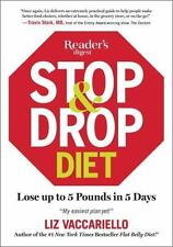 ( Brand New ) Stop & Drop Diet: Lose up to 5 lbs in 5 days Hardcover Book