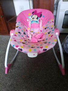 Infant chair/rocker