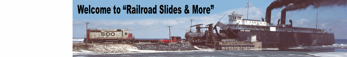 Railroad Slides and More