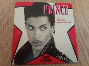 3 Inch Mini CD Single Prinz - Kiss (extended version)