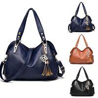 Fashion Women Handbag Shoulder Bag Tote Purse Leather Messenger Hobo Satchel New
