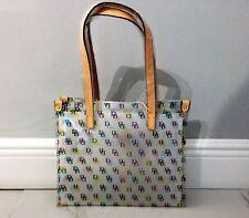 Dooney & Bourke IT Clear Medium Shopper Tote/Bag/Purse MJITM OT NWT