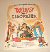 A1 Filmplakat ,ASTERIX UND KLEOPATRA, ZEICHENTRICK