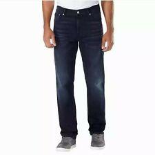 Calvin Klein Men's Straight Stretch Fit Jean