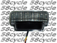 07-12 600RR LED SMOKE Taillight Tail Signal Light 2007 2008 2009 2010 2011 2012