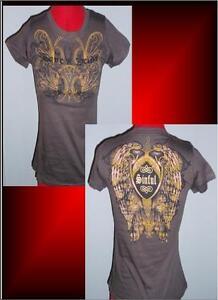 Sinful Love & Pride Womens Baby Tee T-Shirt