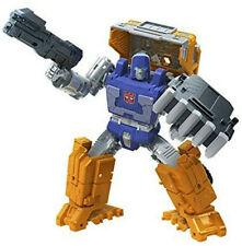 Transformers Toys Generations War for Cybertron: Kingdom Deluxe WFC-K16 Huffer