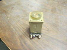Omron Timer H3BA-8 100/110/120VAC 50/60Hz Used