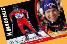 Ole Einar Björndalen (15) Autograph Picture Large Format 21 x 15 + Ski AK FREE