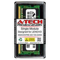 8GB PC4-19200 DDR4 2400 MHz Memory RAM for LENOVO IDEACENTRE AIO 720-24IKB