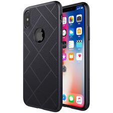 Original Nillkin funda protectora para iPhone X Air Case cover estuche negro