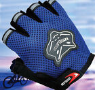 Bicycle Motorcycle Sport Cycling Gloves Gel Half Finger Gloves S- XL Size New
