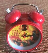 Vintage Chairman Mao Chinese Peoples Republic Alarm Clock
