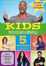 DETLEF D! SOOST - KIDS DANCE CLUB   DVD NEU