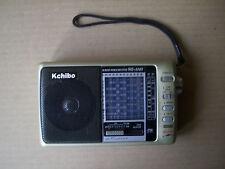 Kchibo WR-A148 Radio 14 Band Weltempfänger Kofferradio