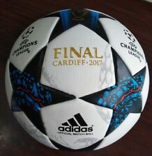 New Adidas Uefa Champions League Cardiff Finale Soccer A+ Match Ball 2017