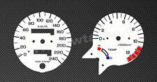 Honda CB 500 Tachoscheiben Tacho CB500 Gauge Dial Tachometer Ziffernblätter