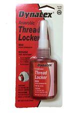 Dynatex 49452 THREAD LOCKER RED HIGH STRENGTH 6-PACK 24 MIL