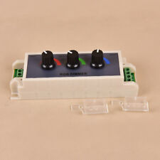 RGB Dimmer Stepless Adjustable Switch LED Strip Lights Controller 3 way switchLE