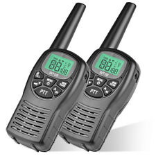 Baofeng Uv-10R Walkie-Talkie High Power 16W 8800Mah Dual Band 2Way Cb Ham Radio