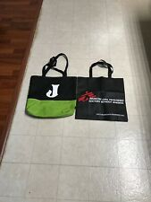 Lot Of 2 Shopping Bags