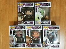 Funko Pop! Television - The Dark Crystal - Set of 5! Brand New!