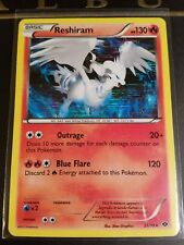Pokemon Reshiram 21/99 M/NM Ultra Rare Holo + Hard Sleeve