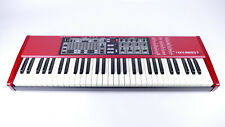Clavia Nord Electro 3 61 Synthesizer NEUw. + OVP + Bag + Rechn./GEWÄHR!