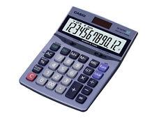 Casio Df120ter Desk Calculator With Tax & Euro Calculations