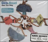 GIRLS ALOUD See the day 8 TRACK CD BRAND NEW - STILL SEALED