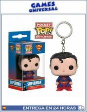 Pocket Pop Superman Llavero Funko